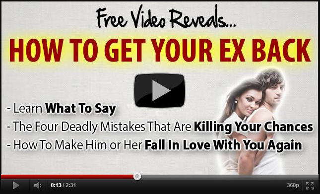 make your ex want you back video